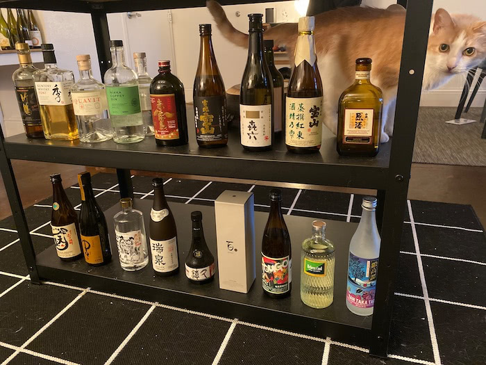 shochu collection